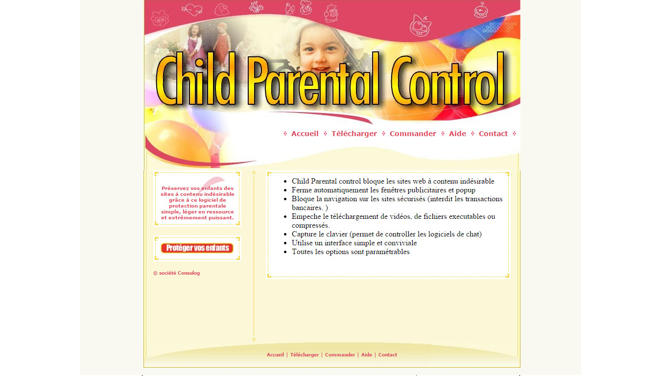 Child Parental Control